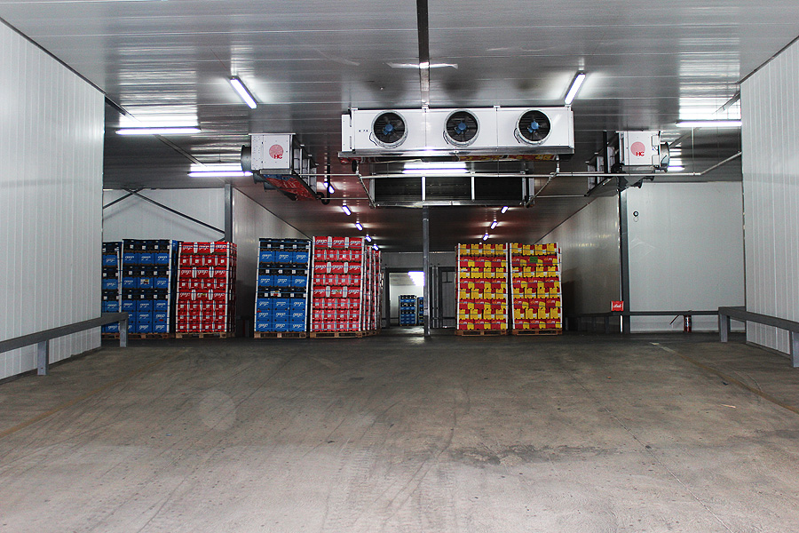 Cold Rooms Cooling Rooms De Greening Rooms Gogo Fruit